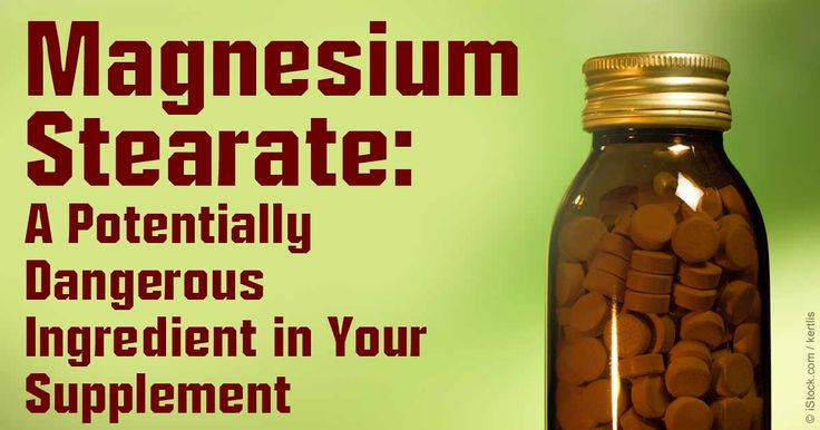 Beware of multivitamins and whole food supplements that contain the toxic ingredient magnesium stearate. http://articles.mercola.com/sites/articles/archive/2012/06/23/whole-food-supplement-dangers.aspx