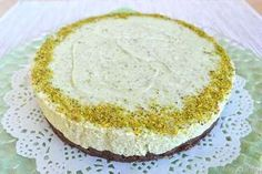 » Cheesecake al pistacchio Ricette di Misya - Ricetta Cheesecake al pistacchio di Misya