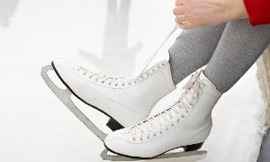 Groupon - Ice-Skating Packages for Two, Four, or Six at The Cooler—Alpharetta Family Skate Center (Up to 49% Off) in The Cooler - Alpharetta Family Skate Center. Groupon deal price: $15