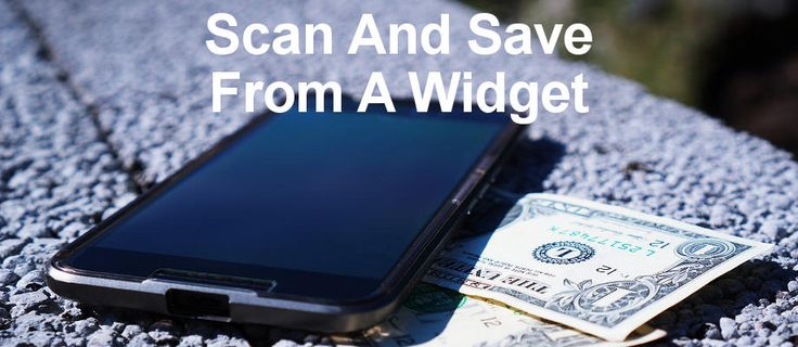 Use an Android widget to scan and save documents to Google Drive. Get rid of the paperwork! Scan your receipts and documents and save them to Google Drive with this time-saving widget. Add it to your Android phone home screen for easy access and fast scans.