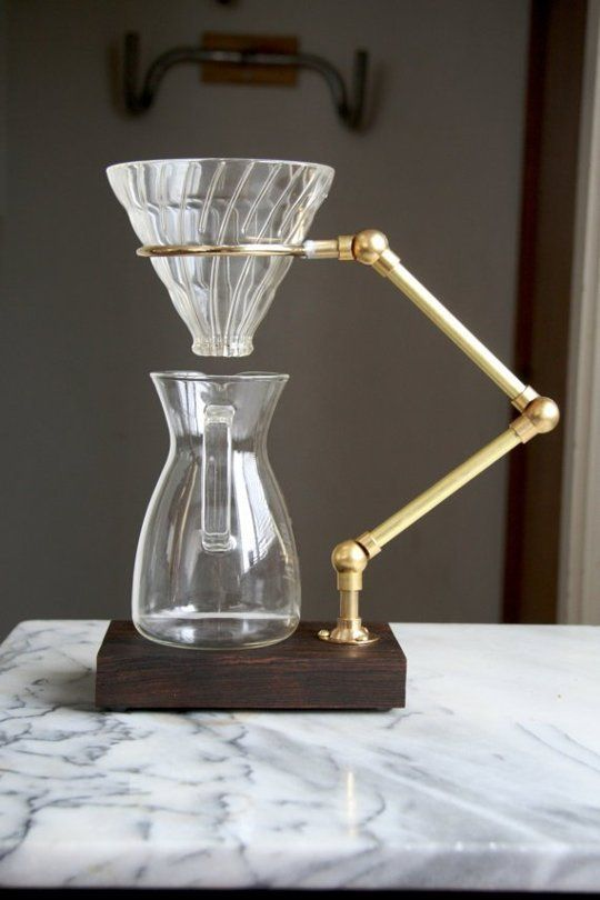 5 Luxurious Stands for Pour Over Coffee (Plus Some Pour Over Basics) — Coffee Gear