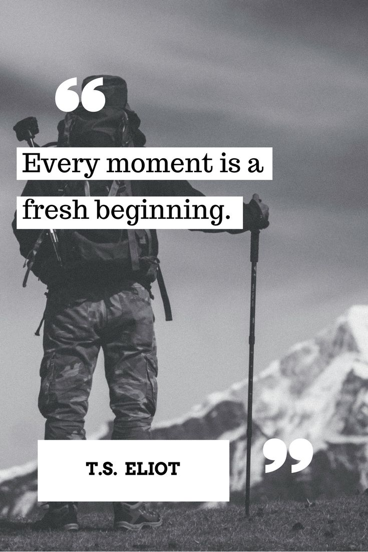 Every moment is a fresh beginning an d the moment keeps repeating Sadly the only constant so far has been the Power of the PPPastors