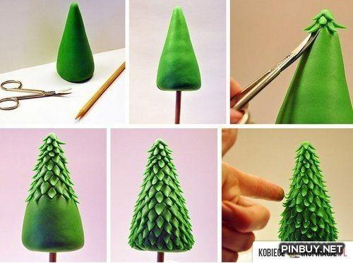 Christmas Tree DIY - Christmas Decorations
