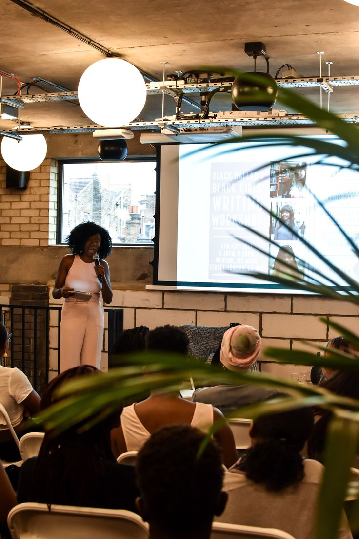 This week Girls Perspective caught up with Tobi Oredein, the founder of Black Ballad, a online British magazine created by black women for black women.