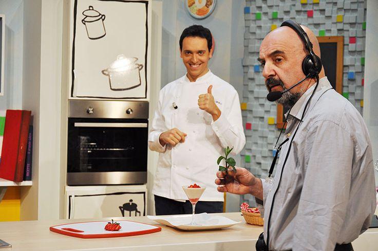 Ecco il tocco magico #raiexpo #ricetteacolori #raigulp #carolinarey #alessandrocirciello #winx #tv #cibo #ricette #gioco #bimbi