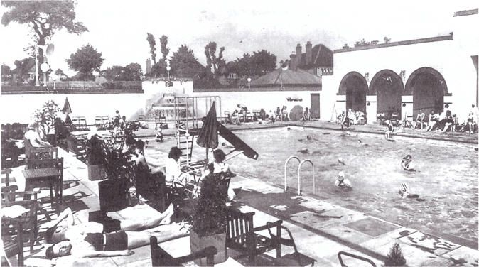 Shirley – The Lido – nr Solihull 1936 « Finding Lidos -  Dive into Lost Lidos.