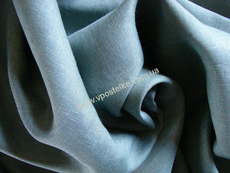 Льняное постельное белье зеленое, еловое | Купить, цена, отзывы