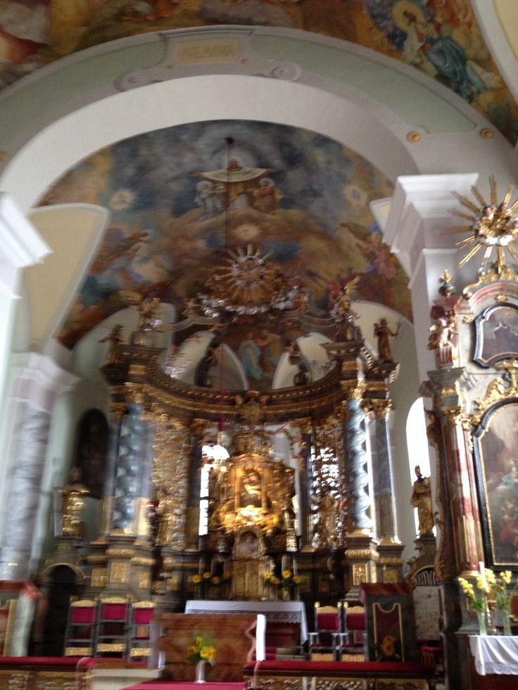 Sümeg - upper church