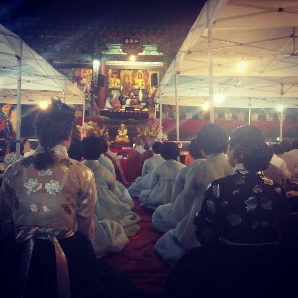 Buddhist Temple Stay