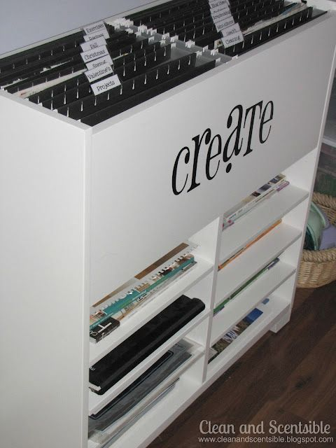 Delightful Order: Guest Post: Organizing Magazines