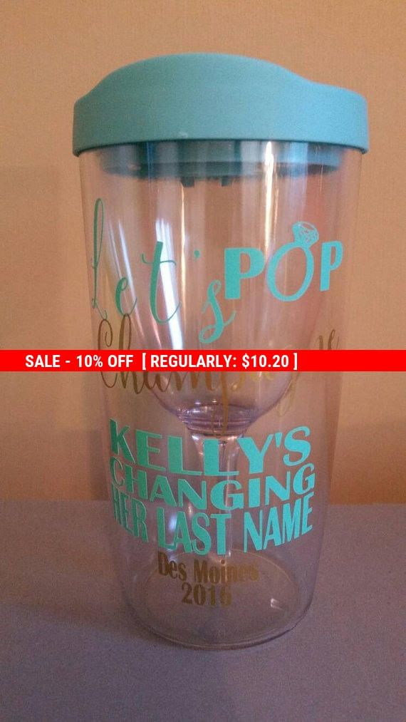#Wine #Tumbler, #Vino2go Wine #AdultSippyCup, 10 oz Acrylic Glass Plastic Lid, #Finally21, #DrunkAF, Bar Pub Crawl Mugs, Wedding Favors, Wine Time #bachelorette #wedding #gifts #etsy #vineandwhimsy #monogram #party #favors #personalized #decals