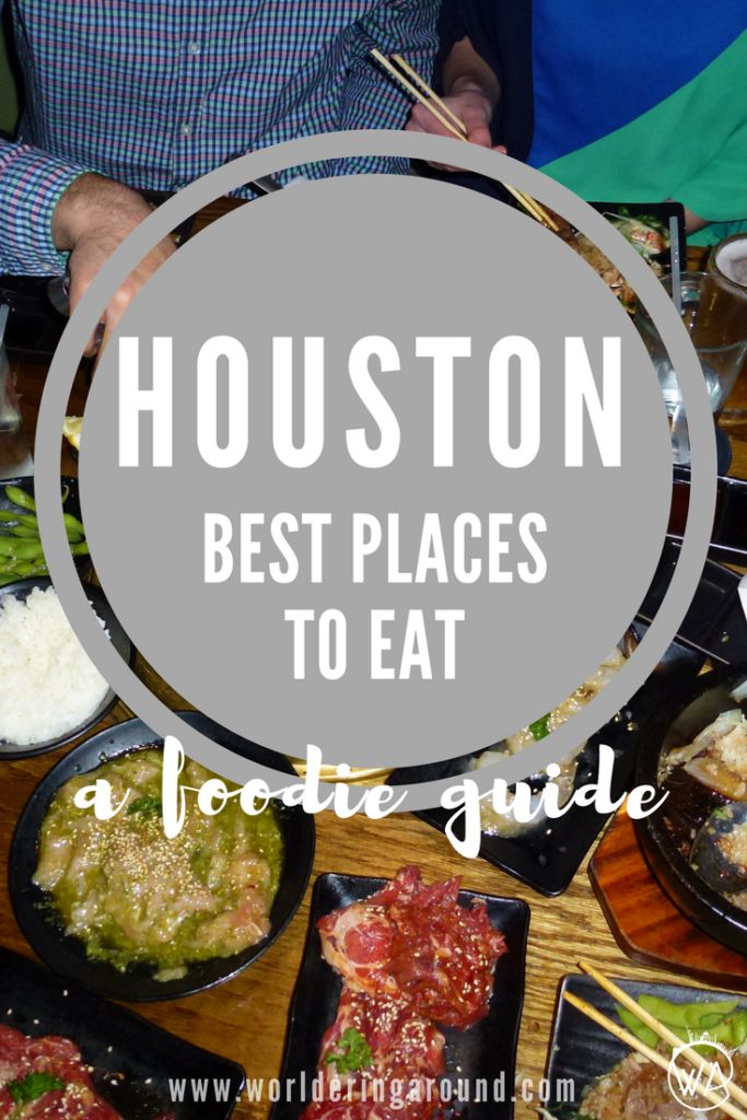 Where to eat in Houston? Check this foodie guide and find the best places to eat in Houston