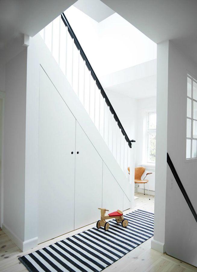 Armario hueco escalera ideas atico pinterest bajo las escaleras escaleras y espacio bajo - Armario hueco escalera ...