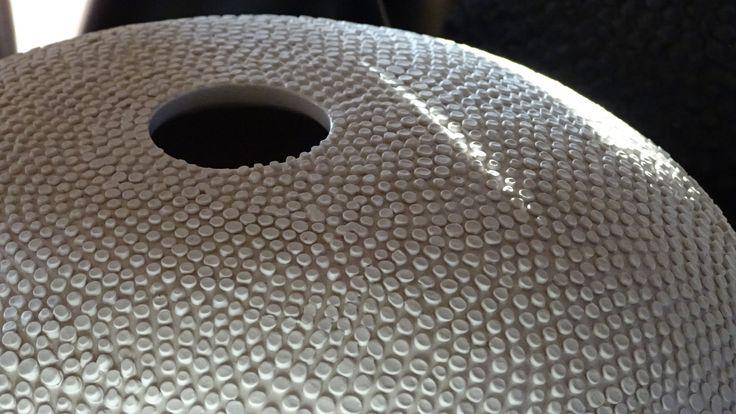 Porcelain Vessel, Kim Sacks Gallery, Johannesburg
