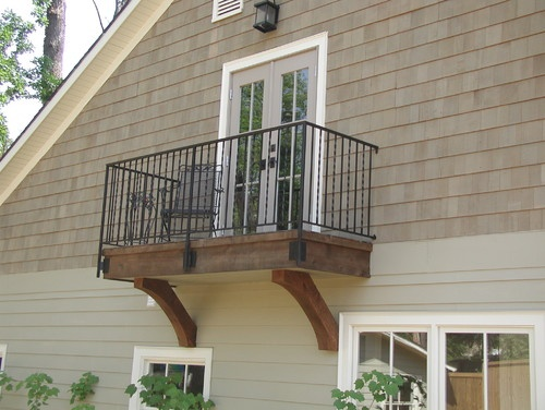 Balcony Idea For Guest Bedroom