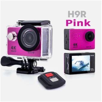 ราคาถูก  YICOE H9R Action Camera Ultra Full HD 12 MP HD 4K / 25fps 12 MPWiFi 2 Inch 170 Degree Anti-shake 30m Waterproof Remote ControlSport DV Video Camcorder  ราคาเพียง  1,520 บาท  เท่านั้น คุณสมบัติ มีดังนี้ 4K Ultra HD Video Resolution, 4K 25fps Video resolution: 4K 25fps, 2.7K 30fps, 1080P 60fps, 1080P30fps Adopting Sunplus 6330M OV4689 chipset 2 inches LCD screen display, 320 x 240 pixel resolution Comes with a waterproof case, up to 30m waterproof 6G HD 170° degree wide angle lens…