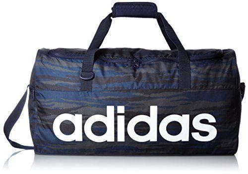 adidas Linear Performance Sac de Sport Homme, Multicolore/Blanc, M