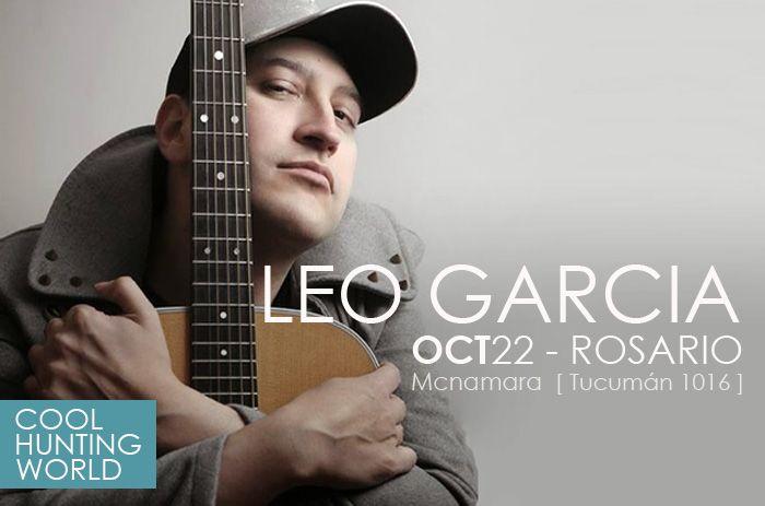 Gráfica digital para COOLHUNTING WORLD Show de Leo Garcia