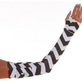 ChevRun Compression Sleeves Arm Warmers