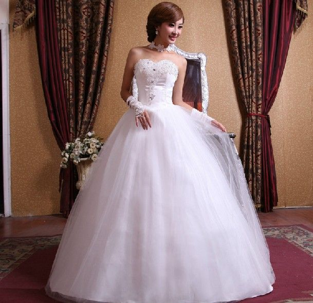 Wedding Dresses  Aliexpress : Wedding dresses from reliable ball gown dress suppliers on