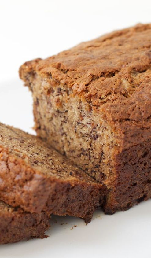 Weight Watchers Banana Bread Recipe - 4 Smart Points