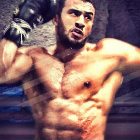 Badr Hari <3 The best boxer in the world