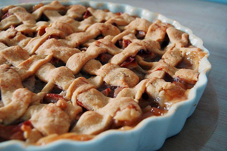 American Apple Pie, ein schönes Rezept aus der Kategorie Kuchen. Bewertungen: 266. Durchschnitt: Ø 4,3.