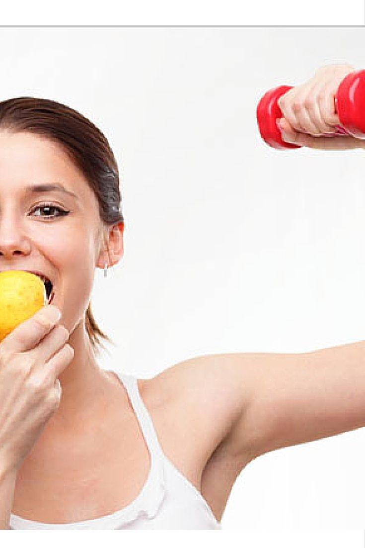 ¡Esto es lo que debes comer antes de entrenar para perder peso!#Consejos