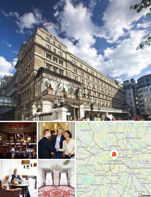 Este conocido, elegante y tradicional hotel está situado en el corazón de Londres, cuenta con buenas conexiones con el transporte público (estación de metro Charing Cross) y está a unos pasos de la Trafalgar Square y de Covent Garden. Cerca del hotel (a unos 100 metros) podrá encontrar restaurantes y bares, y un par de pasos tiendas, clubes y discotecas.