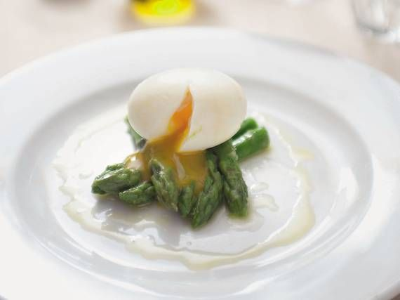Asparagi e uova basocche - Piattoforte