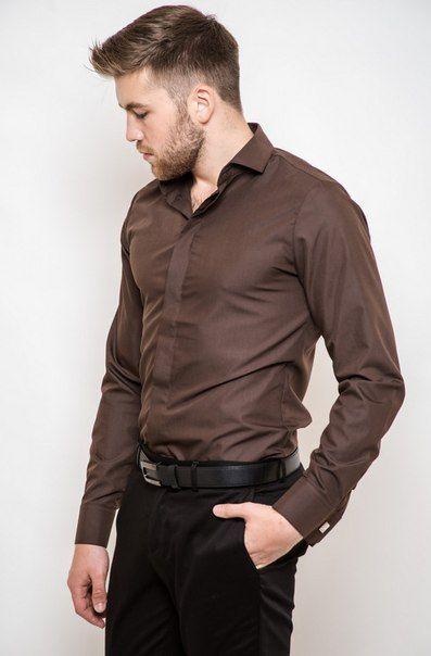Модная, стильная мужская рубашка, купить:http://modashop7.ru