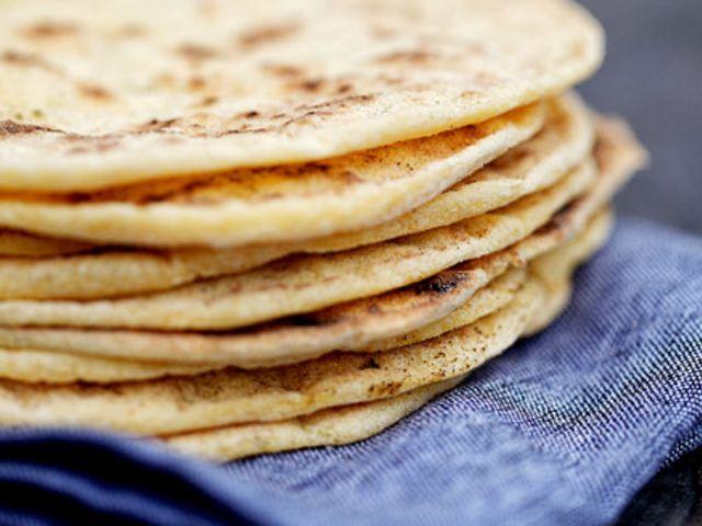 Glutenfritt tortillabröd (kock Jessica Frej)
