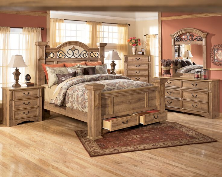 Best King Size Bed Set Rosalinda