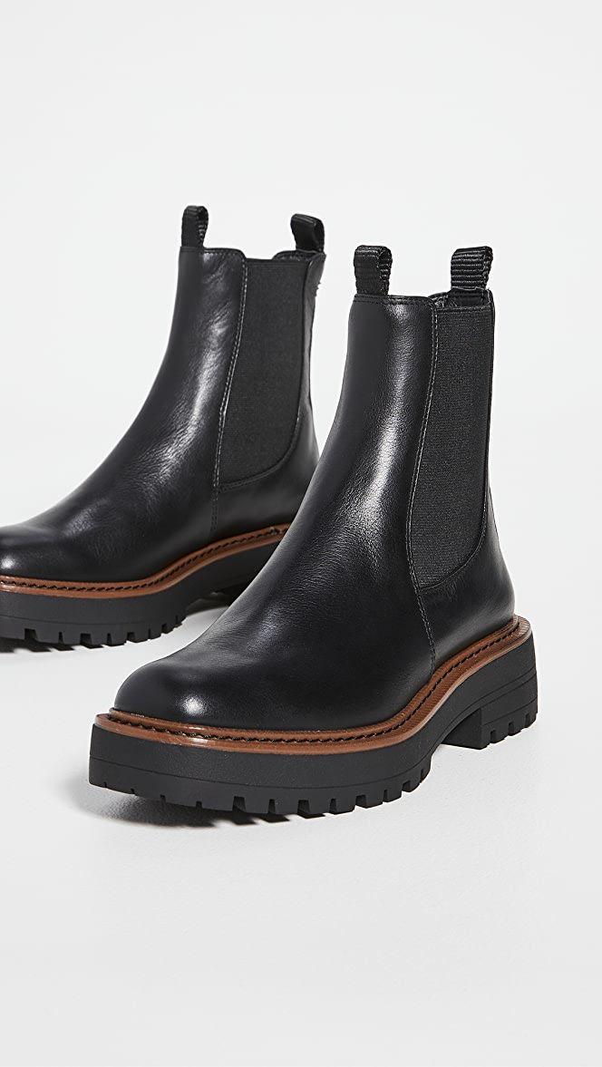 Sam Edelman Laguna Boots In 2021 Sam Edelman Boots Boots Trending Shoes