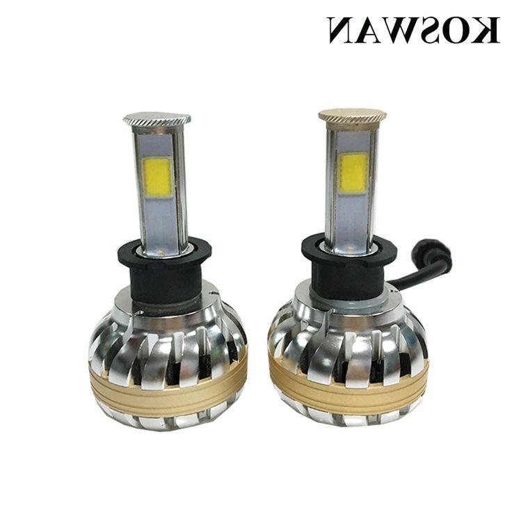 30.00$  Buy now - https://alitems.com/g/1e8d114494b01f4c715516525dc3e8/?i=5&ulp=https%3A%2F%2Fwww.aliexpress.com%2Fitem%2FNew-Arrived-Car-styling-Bulb-72W-7600Lm-6000K-S5-LED-Headlight-Bulbs-COB-LED-Chip-H3%2F32687064649.html - New Arrived Car-styling Bulb 72W 7200Lm 6000K S5 LED Headlight Bulbs - COB LED Chip - H3 LED Headlight Bulb - 2Yr Warranty - H3 30.00$