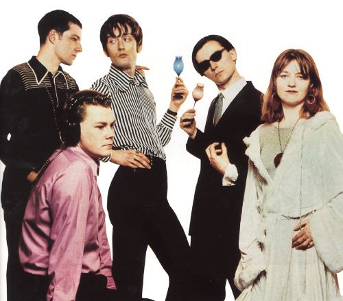 Pulp, alternative rock band from Sheffield.
