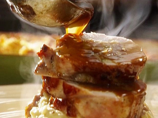 Roasted Turkey Gravy  (1) From: Food Network (2) Webpage has Convenient Pin It Button
