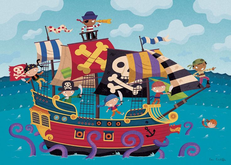 www.willowandme.co.uk: Pirate Themed Adventure