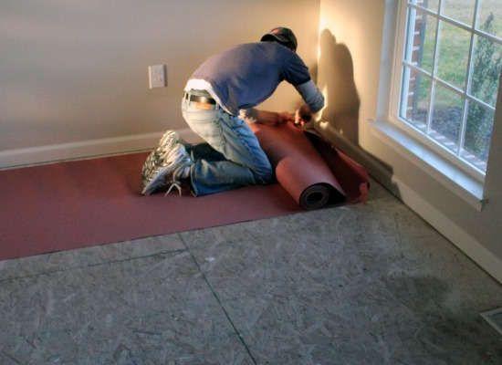 Shhh! 11 DIYs For A Soundproofed Home. Soundproofing FloorsDiy ...