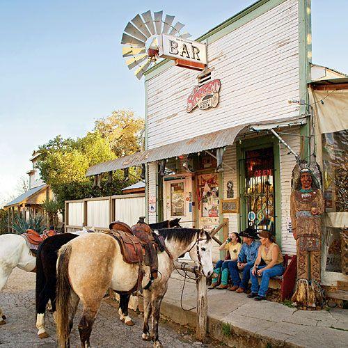 A Texas Hill Country Roadtrip