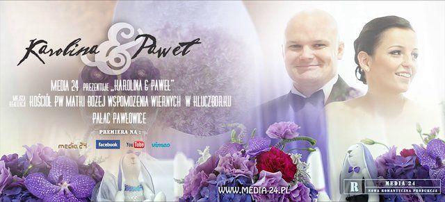 www.facebook.com/24.Media  www.media-24.pl  Music: Ingrid Michaelson - Everybody  Music licensed through Songfreedom #ślub #wedding #wesele #film #ślubny #teledysk #media-24 #Pałac Pawłowice
