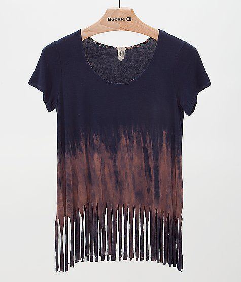 Gimmicks by BKE Dip Dye Top at Buckle.com