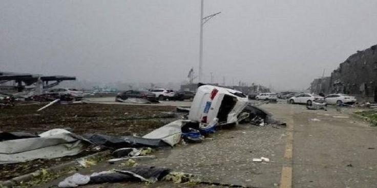 Τραγωδία στην Κίνα: Ακραία καιρικά φαινόμενα σκότωσαν 51 ανθρώπους