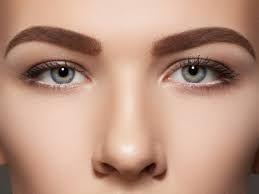 Resultado de imagen para cejas segun el tipo de rostro