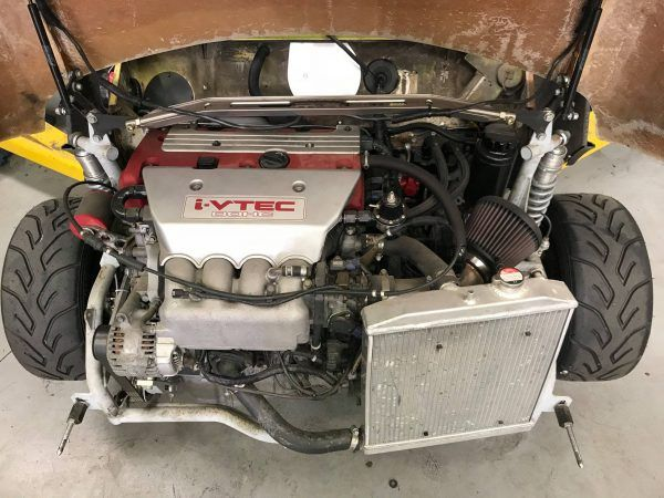 AWD Mini with a K20 Inline-Four | Engines | Mini, Inline, Motorcycle