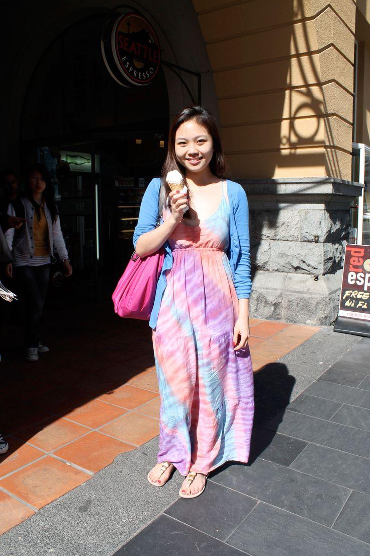 maxi dress, spring style, auckland, NZ, fashion blog, street fashion, moda callejera, estilo de primavera