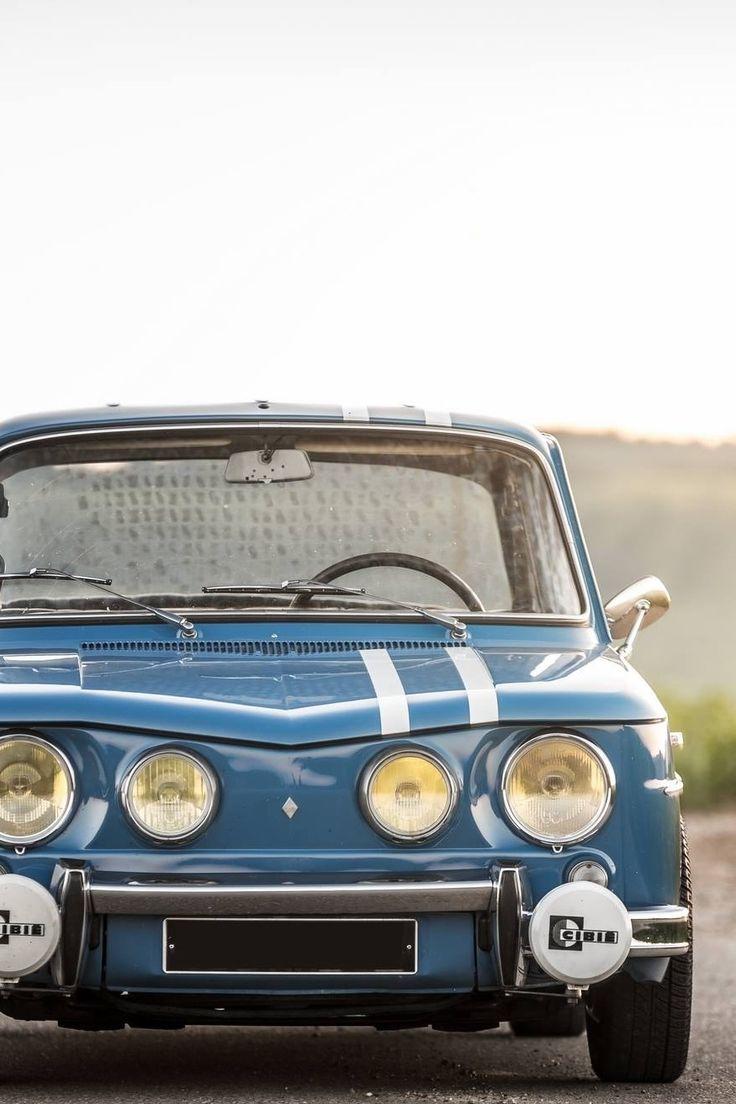 Renault 8 Gordini - 70s