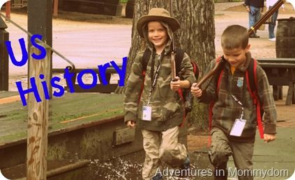 American History Lessons, colonialization to modern history - Adventures in Mommydom