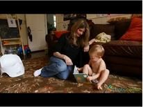 Your child might resist potty training for the same reason she sometimes refuses to take a bath or go to bed: She's discovered that saying no is a way to exert power. The first thing to do is defuse the issue by backing off and letting her feel as though she's in charge of this project. These tips will help: