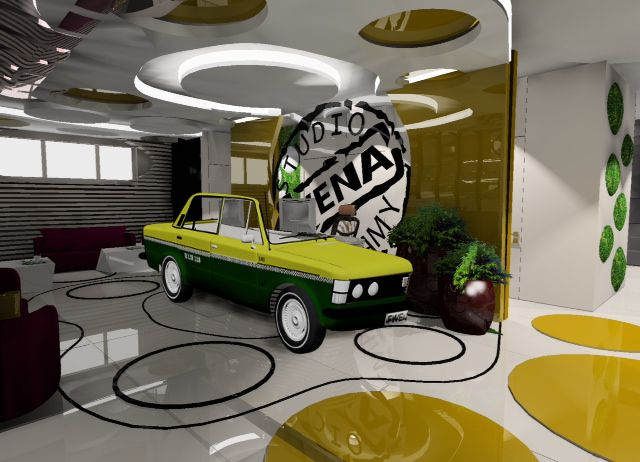 Fiat 125p table